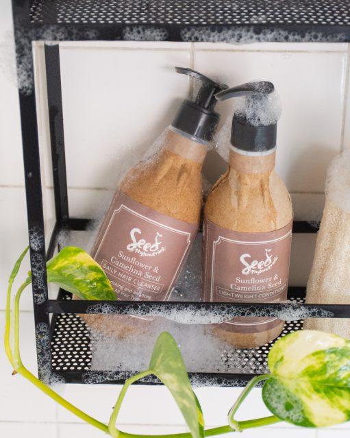 Daily Hair Cleanser & Lightweight Conditioner Set