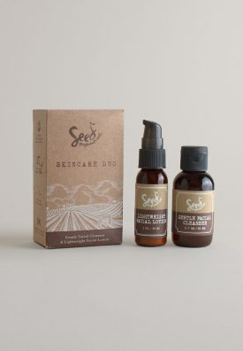 Gentle Facial Cleanser & Lightweight Facial Lotion Mini Duo