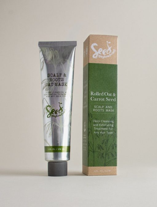 Scalp & Roots Oat Mask