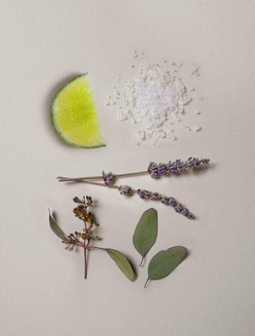 Sea Salt & Bergamot Soy Wax Candle