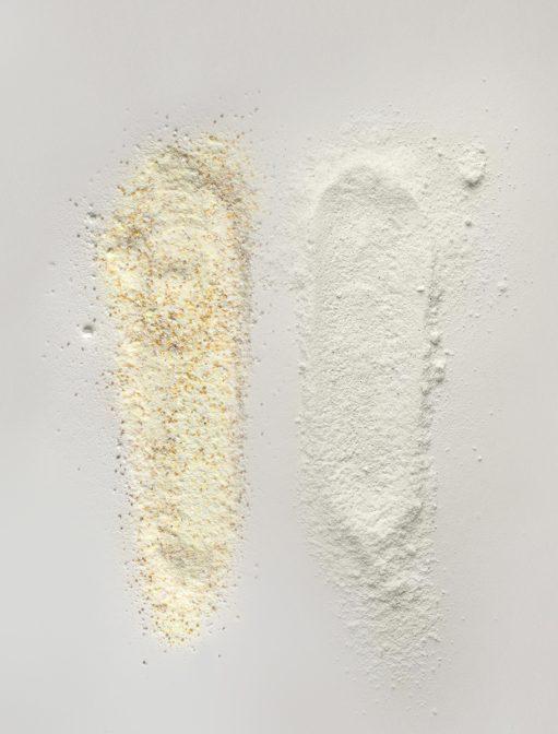 Balancing Shampoo & Exfoliating Body Cleansing Powder Set