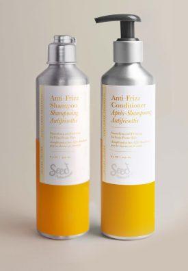 Anti-Frizz Shampoo & Conditioner Set