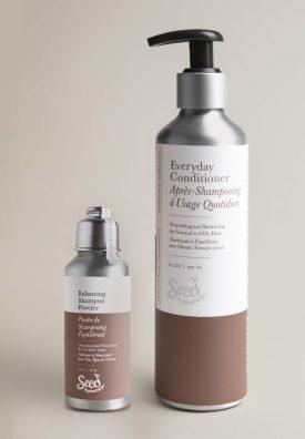 Balancing Shampoo Powder & Everyday Conditioner Set