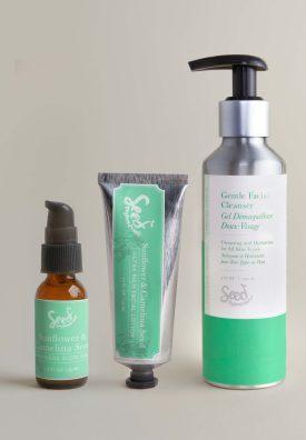 Clean Skin Care Starter Set