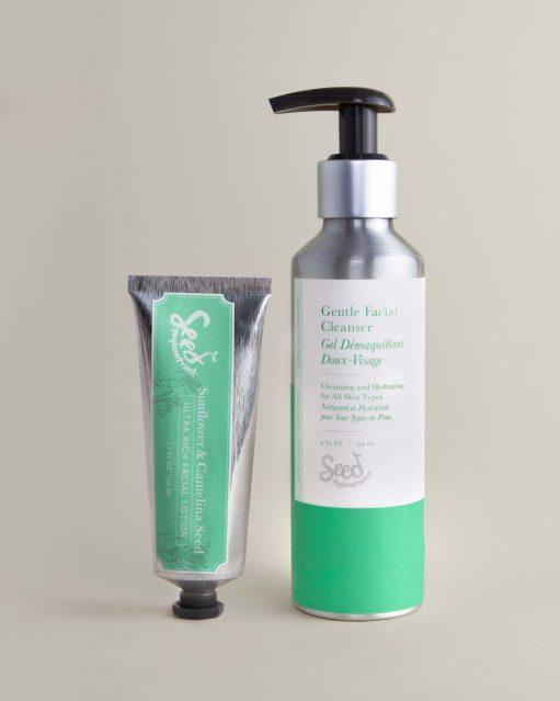 Gentle Facial Cleanser & Ultra Rich Facial Cream Set